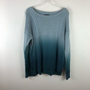 American Eagle Outfitters Ombré Sweater